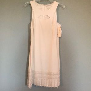 Shoshanna Cocktail dress with beading detail - NWT